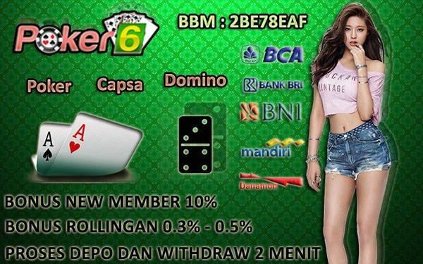Tips Memilih Poker Online