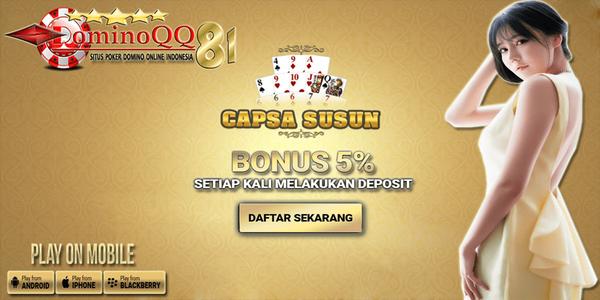 Permainan Kartu Poker Capsa