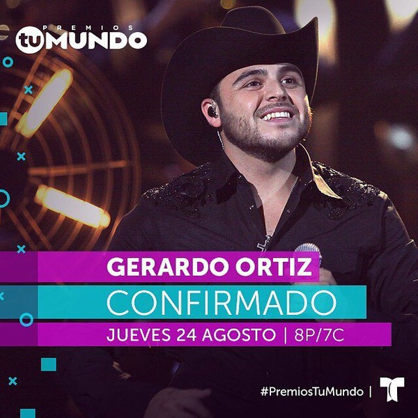 Instagram post by @premiostumundo • Jul 27, 2017 at 3:16pm UTC