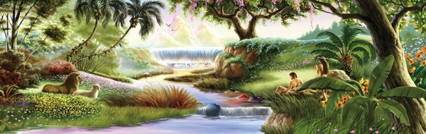 Where Was the Garden of Eden Located?