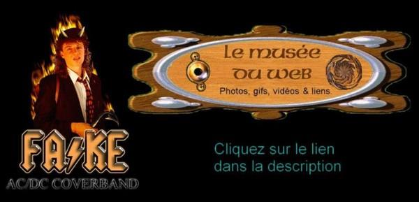 le musee du web :: Fake (AC/DC coverband)