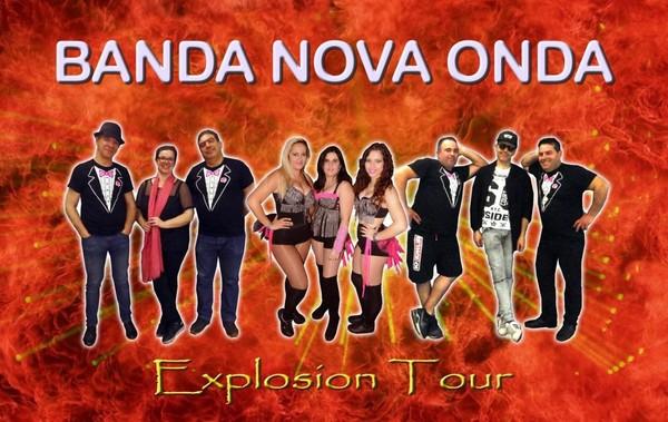 Banda Nova Onda, Bandas, bailes, Grupos Musicais, contactos de bandas