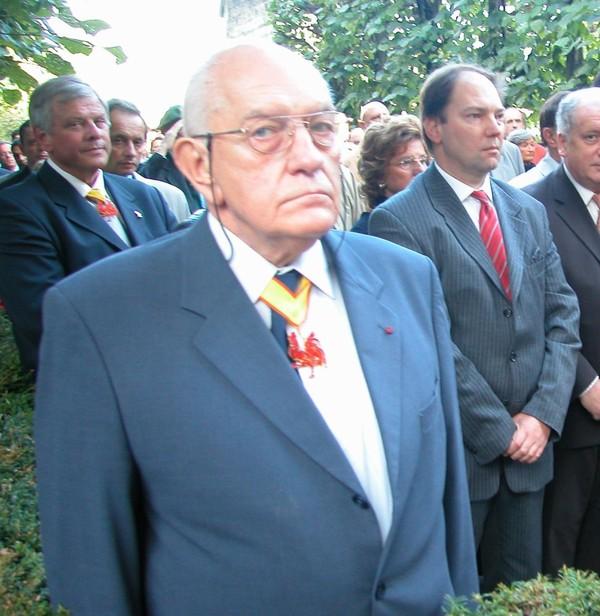 Namur : Roger Pierard, c'était le capitaine