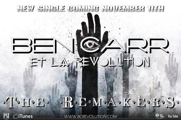 Ben Carr Et La Révolution | Rock from Laval, QC, CA
