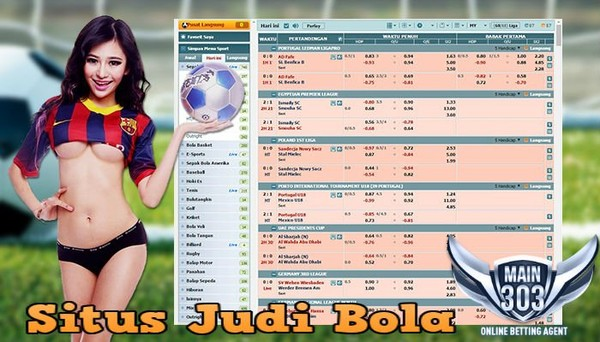 Situs Judi Bola