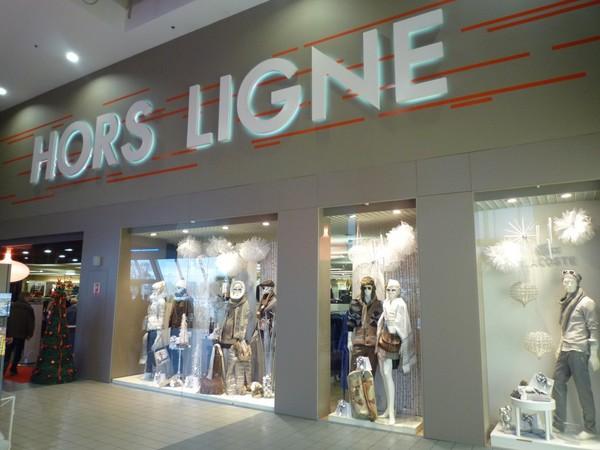 Les boutiques - Centre commercial à La Roche-sur-Yon - Les Flâneries