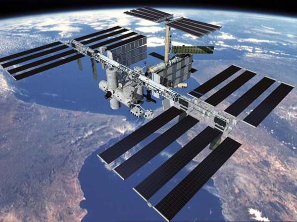 Observez la terre en DIRECT depuis l'espace ...