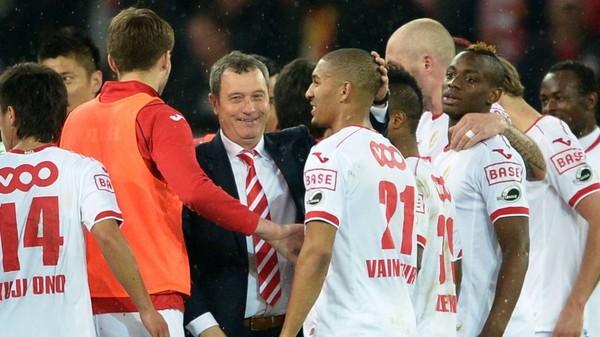 Mircea Rednic annonce son retour dans un club de D1 belge