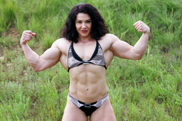 Female Bodybuilding and Fitness Motivation, Amazing Strength Muscle Madness : - Female bodybuilders
