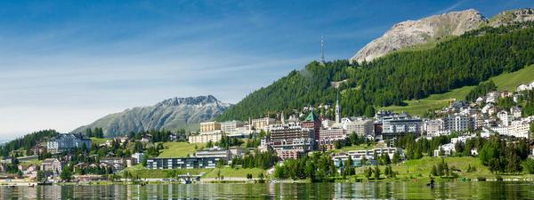St.Moritz Limousine Transfer - ViP Limousine Service Zürich