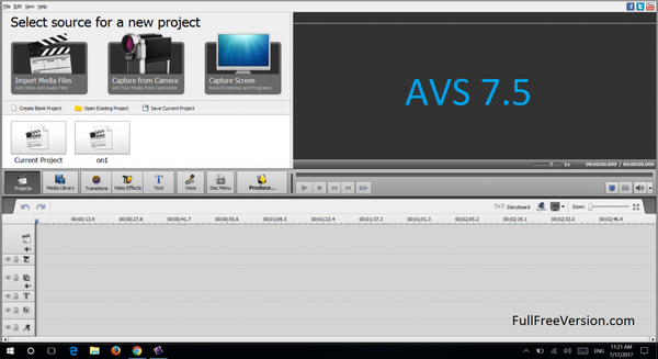 AVS Video Editor 7.5 Crack Keygen Full Version Free Download