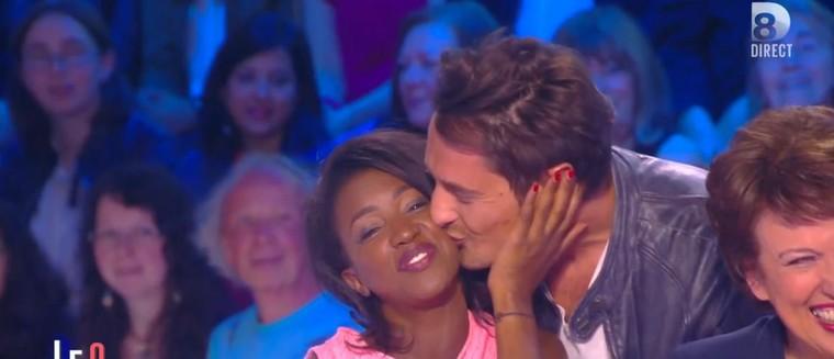 La jolie surprise de Vincent Cerutti à sa chérie Hapsatou Sy pour la dernière du Grand 8 (VIDEO)