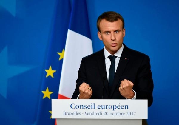 Le rêve contrarié d'Emmanuel Macron l'Européen