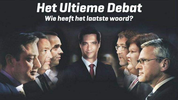 Het Ultieme Debat gaat niet door