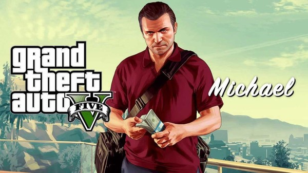 GTA V Michael Trailer Soundtrack: Queen - Radio Ga Ga