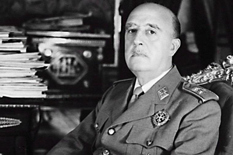 Il y a quarante ans disparaissait Franco