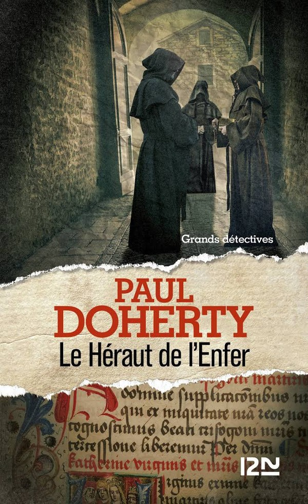 Le Héraut de l'Enfer de Paul Doherty