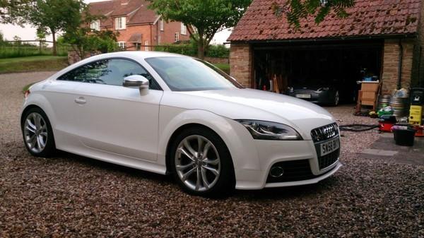 Audi TT TDI Quattro efficient and fuel economy-wise
