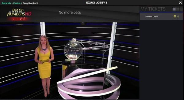 Situs Agen Judi Live Casino Bet On Numbers Terpercaya