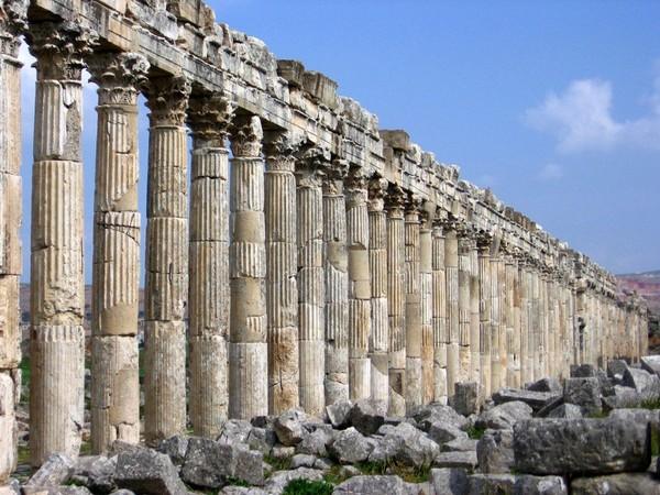 Apamea Syria – Cognitio