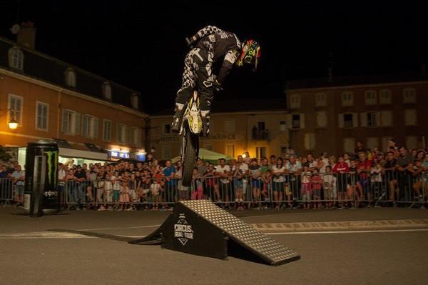 Mâcon Infos - Le Web Journal du Mâconnais - PONT-DE-VAUX - Mondial de quad : une belle parade avant la compétition