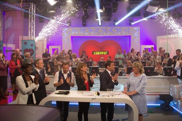 5minutes.lu - Télévie: € 1.550.847 pour la lutte contre le cancer