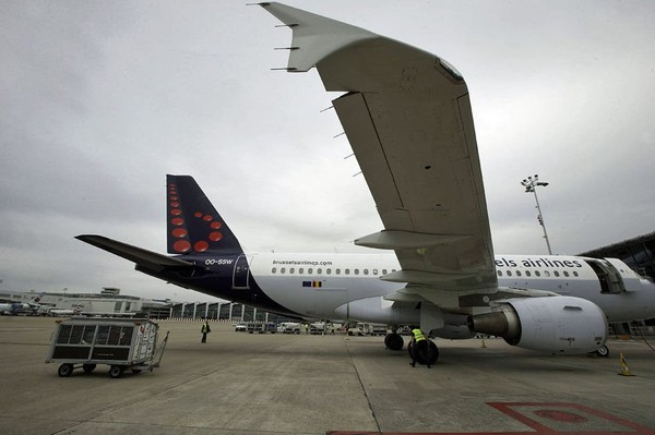 Un avion de Brussels Airlines, dont le pilote s'était endormi, intercepté par un avion de chasse