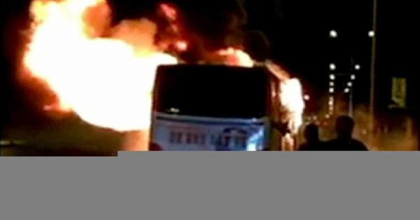 Incendie d'un bus en Chine: l'auteur arrêté