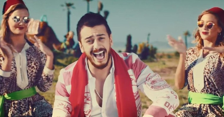 Une jeune fille du district de New York Brooklyn accuse Saad Lamjarred de viol. Il se soustrait à la justice - LNO