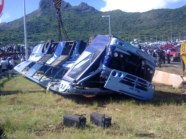 Accident at Soreze – 3 May 2013 – Multiple Casualties