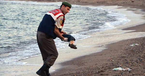 Dispatches: Why I Shared a Horrific Photo of a Drowned Syrian Child