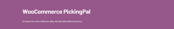 WooCommerce Picking Pal 1.2.10 Extension - Get Lot