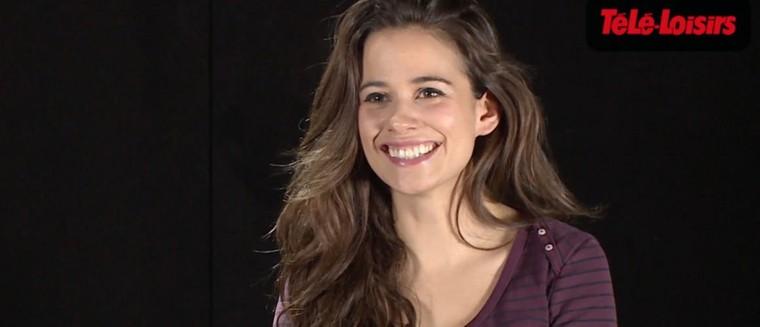 """Lucie Lucas (Clem) : """"Les fans vont être sensibles au charme d'Adrian"""" (VIDEO)"""