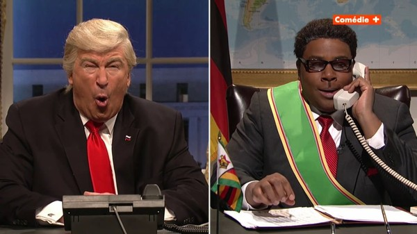 Oval Office Cold Open, Saturday Night Live avec Alec Baldwin - YouTube
