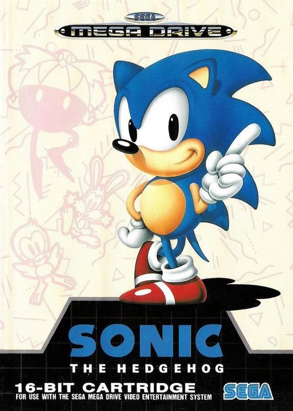 [RT] Sonic the hedgehog - 1991 - MegaDrive