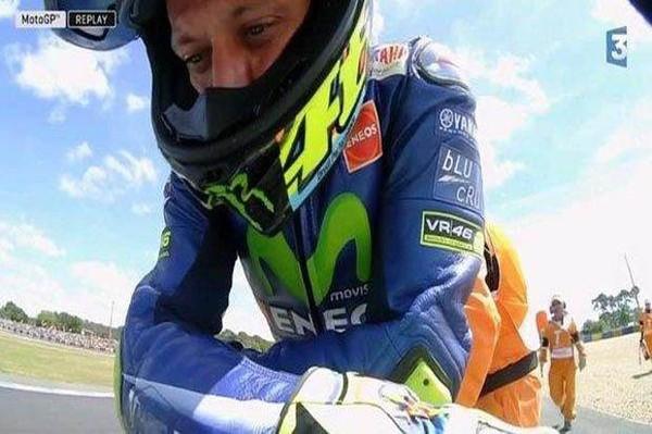 Valentino Rossi Mulai Seperti Marc Marquez   Berita Olahraga Terkini