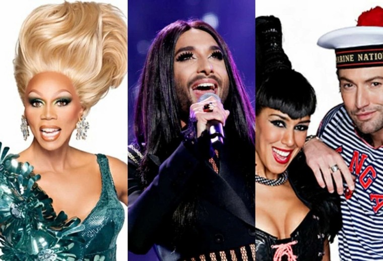 RuPaul, Conchita & Vengaboys to perform at the most amazing LGBT cruise