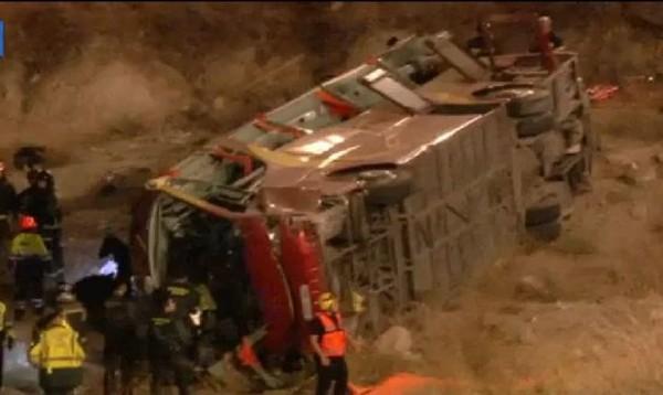 Espagne : au moins 12 morts et 38 blessés dans un accident de car