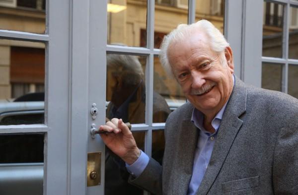 Mort à 88 ans de Pierre Bellemare, grande voix de la radio et de la télévision