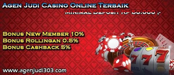 Situs Resmi Judi Casino Online yang Terpercaya di Indonesia