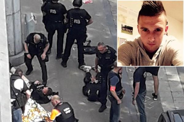 Belgium attack victim was sitting next to mom when gunman struck