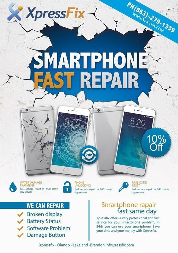 Xpressfix - iphone repair brandon fl | Computer Repair Service