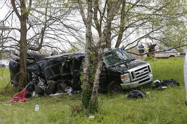 At Least 3 Dead After Deadly Van Accident Killing Members of Black Metal Bands WORMREICH & KHAOTIKA