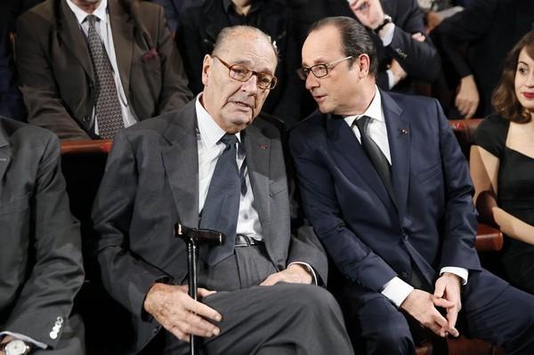 Un président, un ex et un prétendant réunis au Quai-Branly