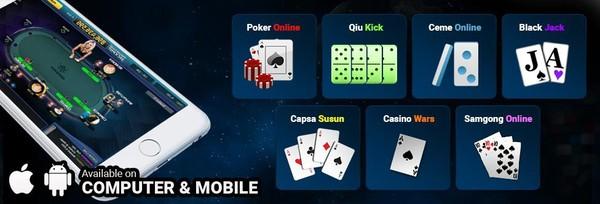 Agen Poker Online Indonesia Terbaik Deposit Murah