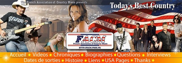 histoire de la country music