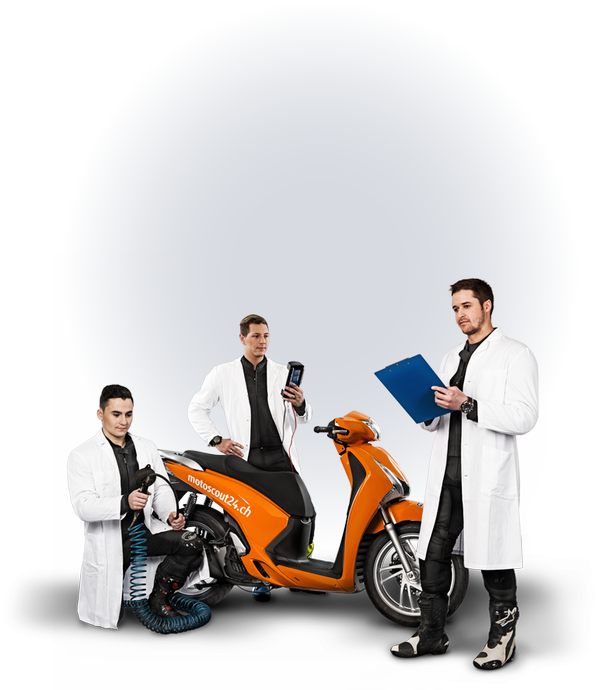 Roller gewinnen | MotoScout24
