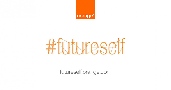 Orange #futureself