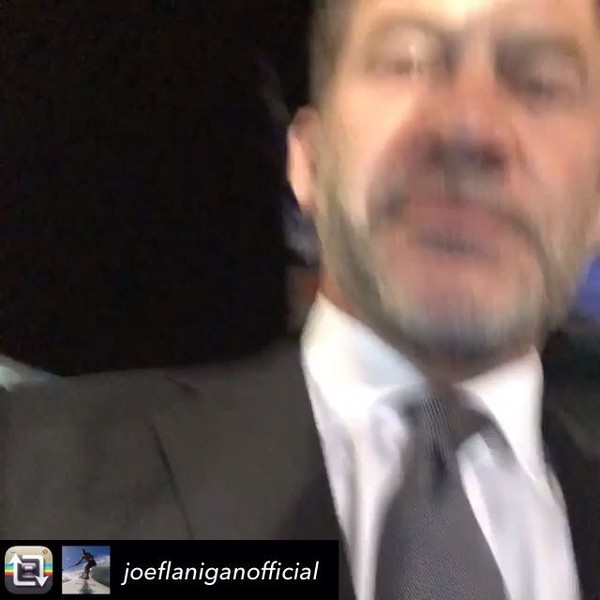 "Joe Flanigan 😍 on Instagram: ""#repost of @joeflaniganofficial #aquamanmovie @prideofgypsies #premiere #warnerbrosstudios"""