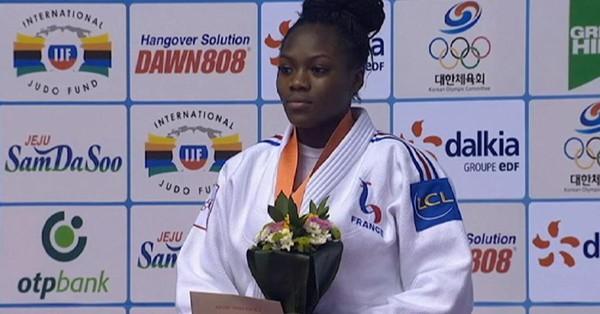 Les Françaises brillent en judo à Jeju | euronews, Sport